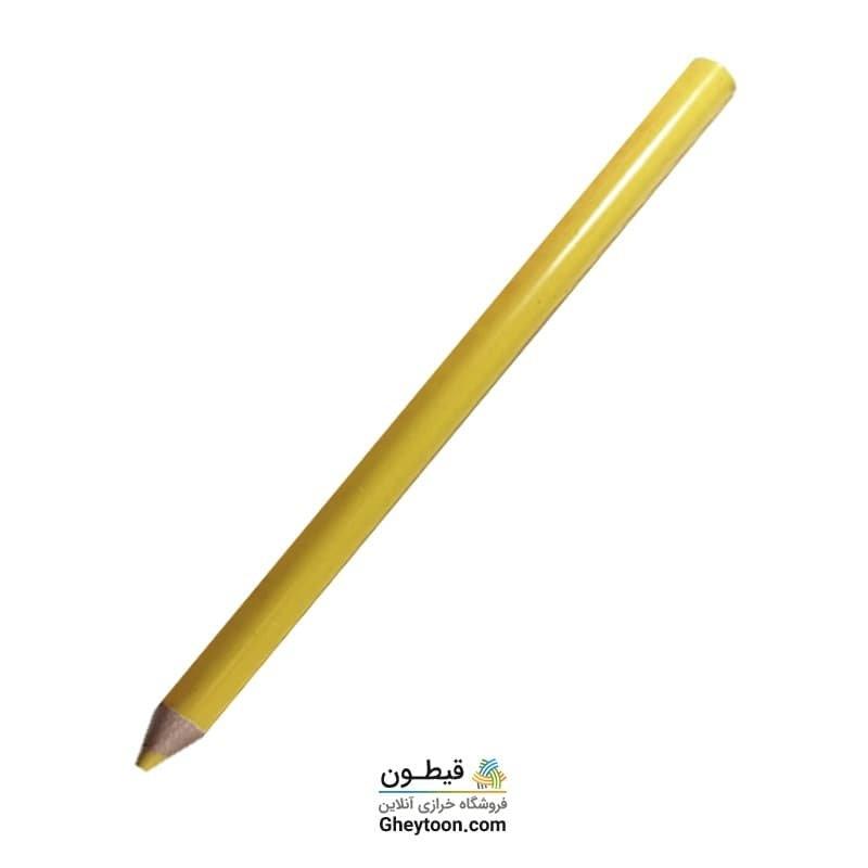 مداد صابونی زرد