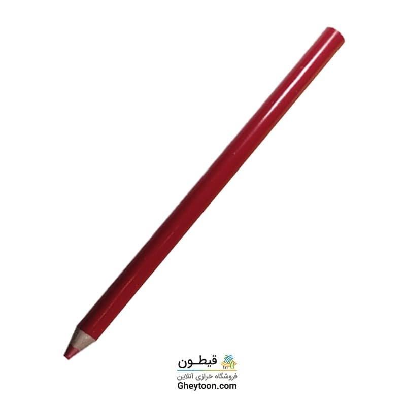 مداد صابونی قرمز