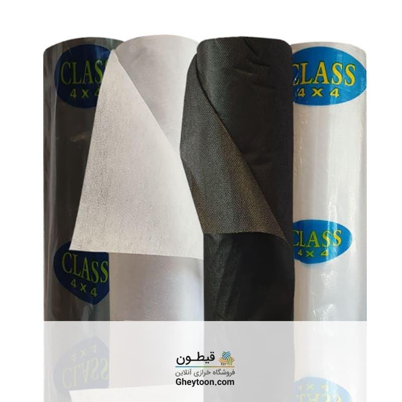 سفید S. class لایی چسب نازک فرانسوی