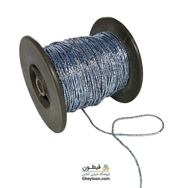 نخ عثمان دوزی یا شفق دوزی آبی