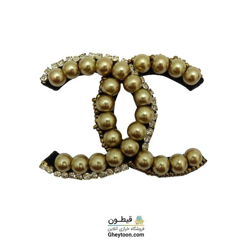 جواهر دوزی شنل طلایی