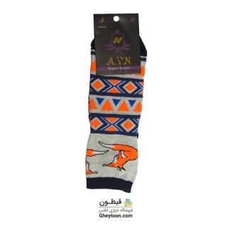 جوراب روباه نارنجی