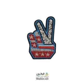 تکه دوزی دست پیروزی آمریکا